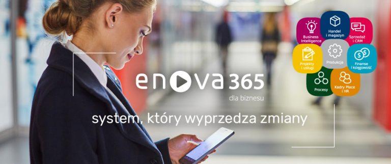 enova365 system, który wyprzedza czas